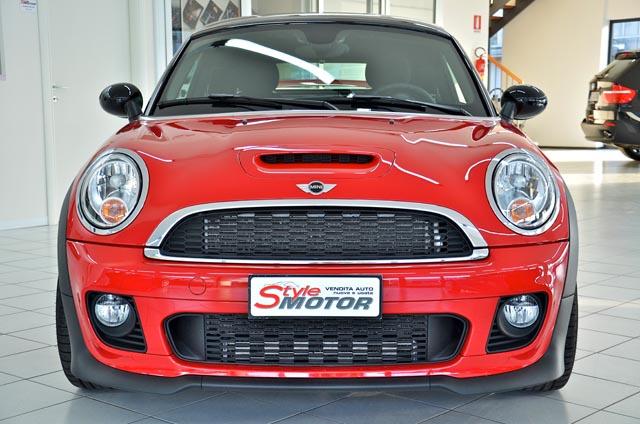 Vendita Auto Mini Cooper Sd Sd Coupé John Cooper Works Usata