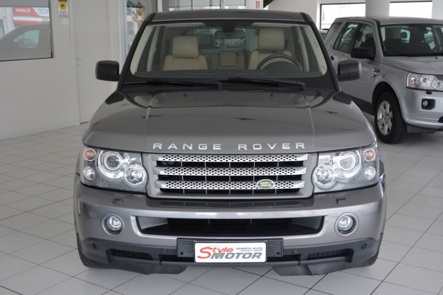 Vendita Auto Land Rover Range Rover Sport 3 6 Tdv8 Hse